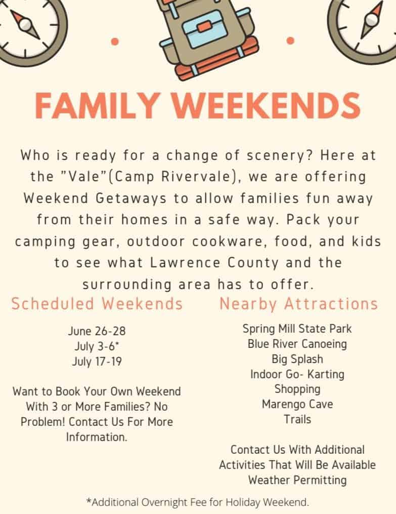 family camping special